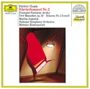 ショパン:ピアノ協奏曲第2番/スケルツォ第2番、他/Martha Argerich, National Symphony Orchestra Washington, Mstislav Rostropovich