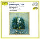 ラヴェル:ピアノ協奏曲ト長調、他/Martha Argerich, Berliner Philharmoniker, Claudio Abbado