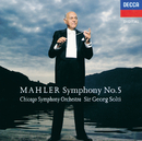マーラー:交響曲第5番/Chicago Symphony Orchestra, Sir Georg Solti