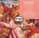 Gesualdo: Sacrae Canciones, Responsoria, Motets/Madrigalisti Di Centro Musica Antica Di, Livio Picotti