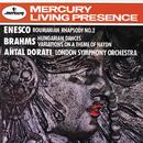 Brahms: Hungarian Dances; Haydn Variations/Enesco: Romanian Rhapsody No.2/London Symphony Orchestra, Antal Doráti