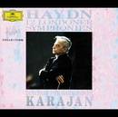 ハイドン:ロンドン交響曲集/Berliner Philharmoniker, Herbert von Karajan