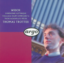 Widor: Symphonie gothique, etc./Thomas Trotter