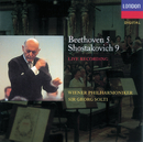 Shostakovich: Symphony No.9/Beethoven: Symphony No.5/Wiener Philharmoniker, Sir Georg Solti