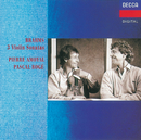 Brahms: Violin Sonatas Nos.1-3/Pierre Amoyal, Pascal Rogé