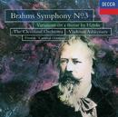 Brahms: Symphony No.3; St. Antoni Variations/Dvorak ; Carnival Overture/The Cleveland Orchestra, Vladimir Ashkenazy