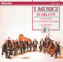 Scarlatti, Alessandro: 6 Sinfonie di Concerto Grosso/Flute Concertos Nos.1 - 3/I Musici