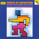 Lerdahl: Waves (1988) / Druckman: Nor Spell Nor Charm (1990) / Bolcom: Orphée-Sérénade (1984) / Gandolfi: Points Of Departure (1988)/Orpheus Chamber Orchestra