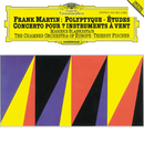 Martin: Concerto For 7 Wind Instruments (1949); Polyptyque pour violon solo et deux petits orchestres à cordes (1972-73); Études pour orchestre à cordes (1955-56)/Marieke Blankestijn, Chamber Orchestra Of Europe, Thierry Fischer