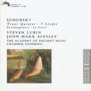 Schubert: 'Trout' Quintet/7 Lieder/John Mark Ainsley, Steven Lubin, The Academy Of Ancient Music Chamber Ensemble