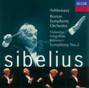 シベリウス:交響曲第2番/フィンランディア、他/Boston Symphony Orchestra, Vladimir Ashkenazy