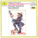 モーツァルト:ヴァイオリン協奏曲第3/4番、他/Gidon Kremer, Wiener Philharmoniker, Nikolaus Harnoncourt