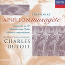 ストラヴィンスキー/協奏曲変ホ長調/Sinfonietta de Montréal, Charles Dutoit