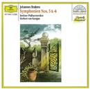 ブラームス:交響曲第3/4番/Berliner Philharmoniker, Herbert von Karajan