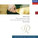 ブラ-ムス:ピアノ・ソナタ第1番,第2番/Sviatoslav Richter