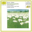 Mozart: Clarinet Quintet K.581 / Brahms: Clarinet Quintet In B Minor, Op. 115/Gervase de Peyer, Karl Leister, Amadeus Quartet