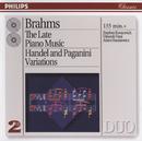 ブラームス/後期ピアノ作品集/Stephen Kovacevich, Dinorah Varsi, Adam Harasiewicz