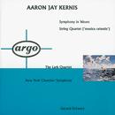 Kernis: Symphony In Waves; String Quartet 'Musica Celestis'/The Lark Quartet, New York Chamber Symphony, Gerard Schwarz