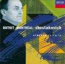 ショスタコーヴィチ/交響曲第1番,第15/Orchestre Symphonique de Montréal, Charles Dutoit