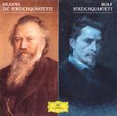 "Brahms: String Quartets Op. 51 Nos. 1&2; String Quartet No. 3, Op. 67 / Wolf: String Quartet In D Minor ""Entbehren Sollst Du, Entbehren""/Walter Levin, Henry Meyer, Peter Kamnitzer, Lee Fiser, Jack Kirstein"
