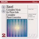 Ravel: Complete Music for Piano Solo/Piano Concertos (2 CDs)/Werner Haas, Orchestre National de l'Opéra de Monte-Carlo, Alceo Galliera