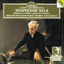 ベートーヴェン:交響曲第8番、他/Berliner Philharmoniker, Herbert von Karajan