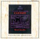 Vivaldi: Cantate Italiane / Bononcini: Cantate Pastorali/René Jacobs, Sigiswald Kuijken, Lucy van Dael, Wieland Kuijken, Alan Curtis, Robert Kohnen