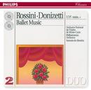 Rossini/Donizetti: Ballet Music/Orchestre National de l'Opéra de Monte-Carlo, Philharmonia Orchestra, Antonio de Almeida