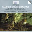 Handel: 5 Organ Concertos HWV 290, 295, 308, 309, 310/Simon Preston, The English Concert, Trevor Pinnock