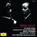 "Dvorak: Symphony No.9 ""From The New World"" / Schumann: Symphony No.1/RIAS Symphony Orchestra Berlin, Ferenc Fricsay"