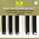 モーツァルト:ピアノ協奏曲第21/27番/Rudolf Serkin, London Symphony Orchestra, Claudio Abbado
