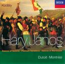 Kodály: Háry János Suite/Dances of Marosszék/Peacock Variations/Galanta/Orchestre Symphonique de Montréal, Charles Dutoit