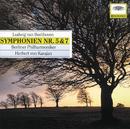Beethoven: Symphonies Nos.5 & 7/Berliner Philharmoniker, Herbert von Karajan
