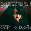 Rachmaninov: Piano Concerto No.3 / Tchaikovsky: Piano Concerto No.1/Martha Argerich, Radio-Symphonie-Orchester Berlin, Riccardo Chailly, Symphonieorchester des Bayerischen Rundfunks, Kirill Kondrashin
