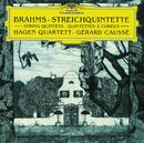 Brahms: String Quintets/Gérard Caussé, Hagen Quartett