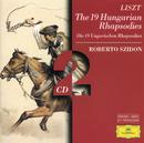 リスト:ハンガリー狂詩曲/Roberto Szidon