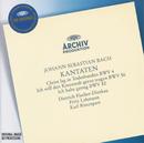 """Bach, J.S.: Cantatas """"Christ lag in Todesbanden"""", """"Ich will den Kreuzstab gerne tragen"""" & """"Ich habe genug""""/Karl Ristenpart Chamber Orchestra, Karl Ristenpart, Orchester Des Bachfestes 1950, Fritz Lehmann"""