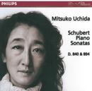 Schubert: Piano Sonatas Nos.15 & 18/Mitsuko Uchida