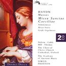 ハイドン:「大オルガン・ミサ」「聖チェチーリア・ミサ」/Choir of Christ Church Cathedral, Oxford, The Academy of Ancient Music, Simon Preston