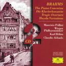 ブラームス:ピアノ協奏曲第1、2番、他/Maurizio Pollini, Wiener Philharmoniker, Claudio Abbado, Karl Böhm