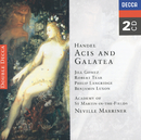Handel: Acis & Galatea/Jill Gomez, Philip Langridge, Robert Tear, Benjamin Luxon, Academy of St. Martin in the Fields, Sir Neville Marriner