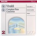ヴィヴァルディ:フルート協奏曲集/Severino Gazzelloni, I Musici