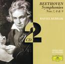 Beethove: Symphonies Nos.7, 8 & 9 (2 CDs)/Wiener Philharmoniker, The Cleveland Orchestra, Symphonieorchester des Bayerischen Rundfunks, Rafael Kubelik