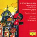 Rimsky-Korsakov: The Complete Symphonies; Russian Easter; Capriccio es/Gothenburg Symphony Orchestra, Neeme Järvi