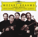 Mozart / Brahms: Clarinet Quintets/Emerson String Quartet, David Shifrin