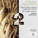 パーセル:合唱曲集/The English Concert, Simon Preston