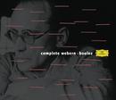ヴェーベルン・コンプリート・エディション/Berliner Philharmoniker, Ensemble Intercontemporain, Pierre Boulez