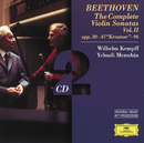 Beethoven: The Complete Violin Sonatas Vol.II/Yehudi Menuhin, Wilhelm Kempff