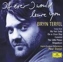 君住む街に・ターフェル・ミュージカル・アルバム/Bryn Terfel, English Northern Philharmonia, Paul Daniel