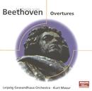 Beethoven: Overtures/Gewandhausorchester Leipzig, Kurt Masur